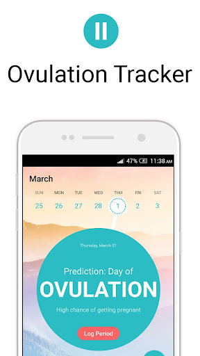 Period Tracker Flo, Pregnancy & Ovulation Calendar for PC