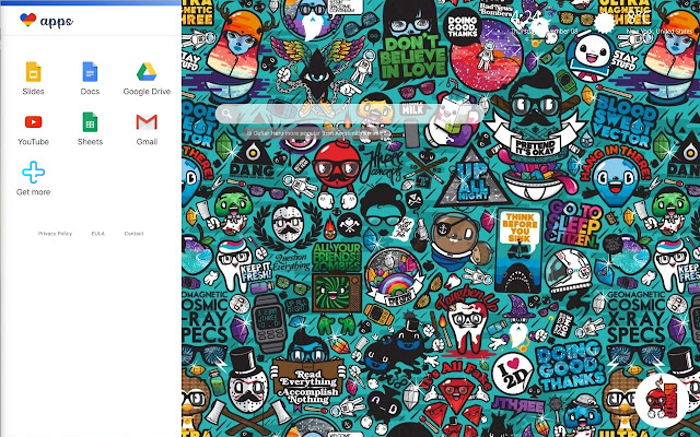 Doodle Hd Wallpaper 4k Background Theme