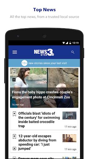 WTKR News 3 4.4.1 screenshots 2