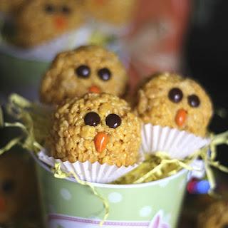 Krispie Treat Chicks