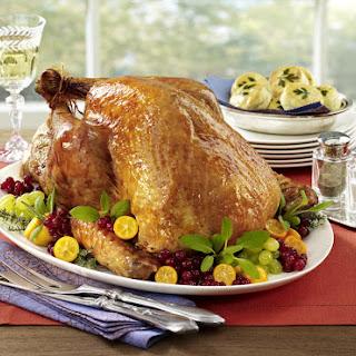 Molasses Glazed Turkey