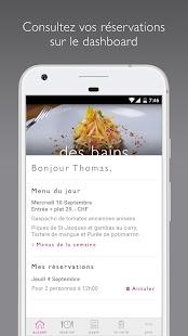 Café des Bains - náhled
