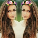 Mirror Images Collage Maker: Selfie & Photo Editor icon