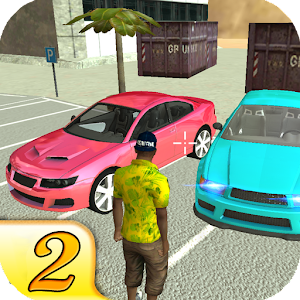 Robo De Autos Mafia Juego 3 for PC