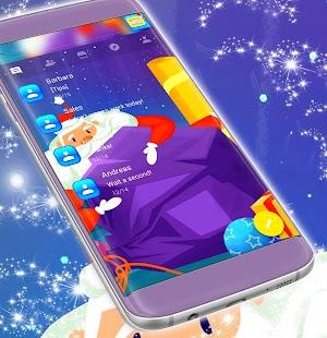 Santa SMS - náhled