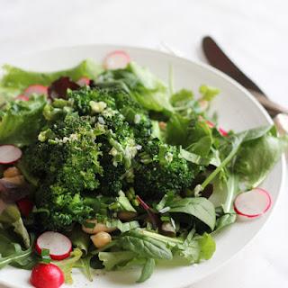 Steamed Broccoli Salad Recipes.