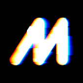 Movee: animate your photo with vhs glitch graphics Icon