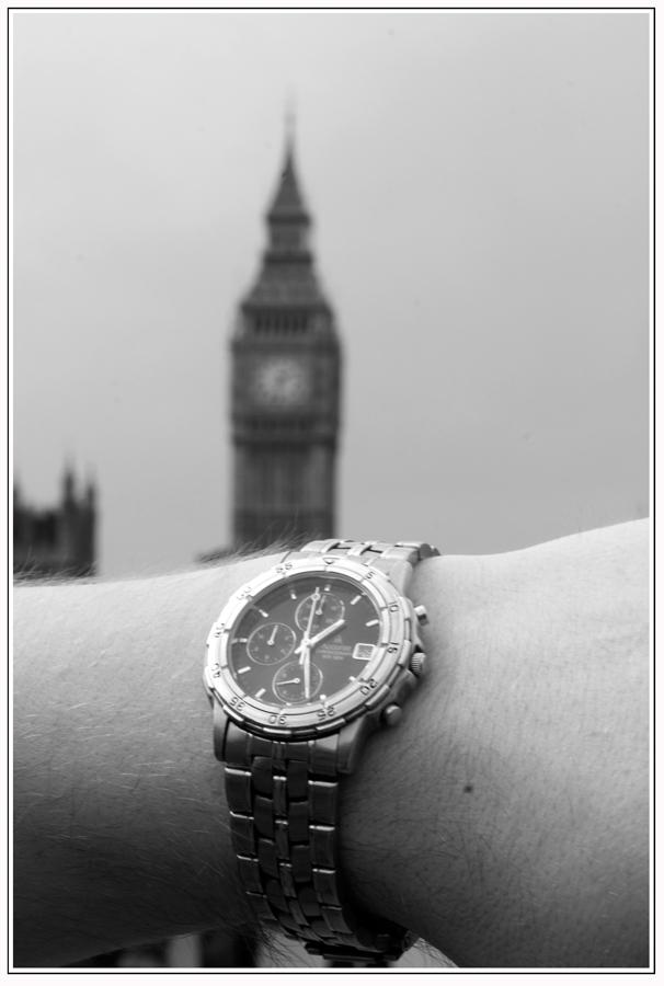 Watching' London di Pierluigi Terzoli