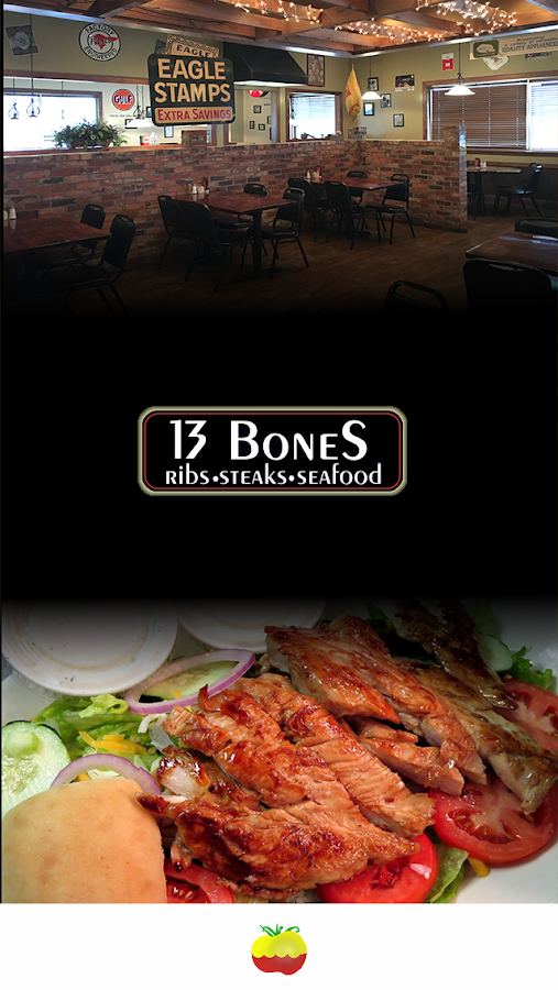 13 Bones Restaurant- screenshot