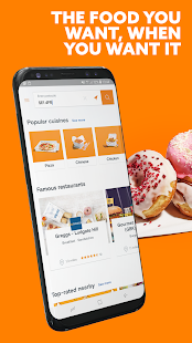 Download Just Eat UK - Takeaway Delivery For PC Windows and Mac apk screenshot 2