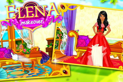 免費下載教育APP|Princess Elena Makeover app開箱文|APP開箱王