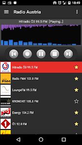 RADIO AUSTRIA screenshot 1