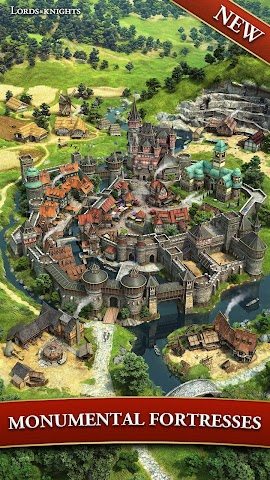 android Lords & Knights - Strategy MMO Screenshot 11