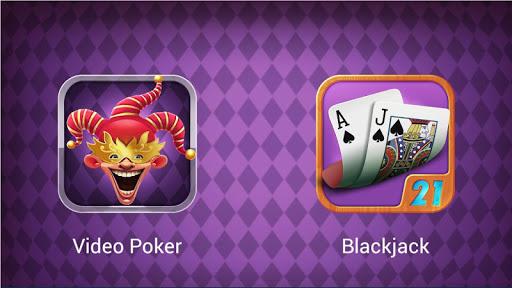 Cards Casino:Video Poker BJ