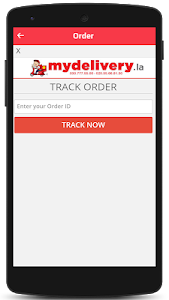 Mydelivery - Food Delivery screenshot 8