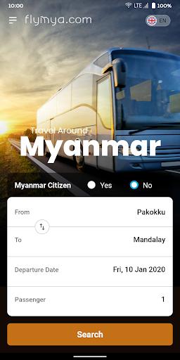 Flymya  screenshots 2