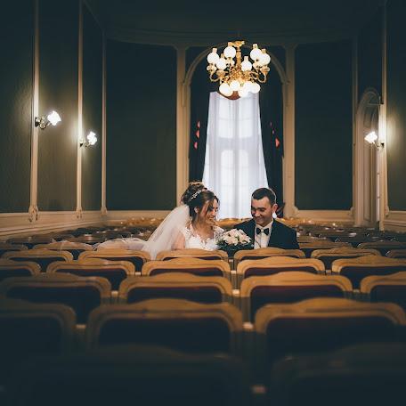 Wedding photographer Andrey Kunickiy (kynitskiy). Photo of 16.01.2018