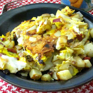 Hash and Eggs.