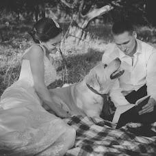 Wedding photographer Anastasiya Yaschenko (andiar). Photo of 27.08.2015