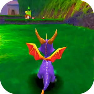 🔥 Spyro Dragon 2017 Adventure