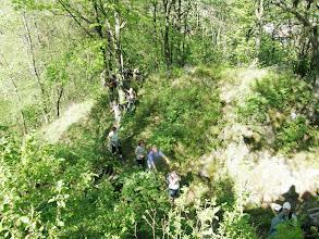 Photo: na hrad Šebeš