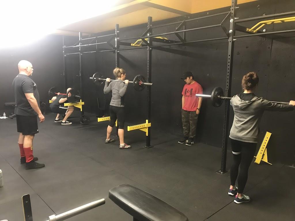 Hostyle Open Powerlifting Gym 10 plus Squat Racks Ottawa Canada