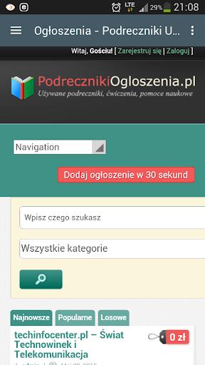 Podrecznikiogloszenia.pl