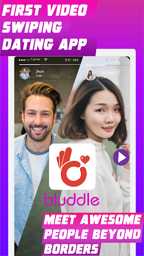 Bluddle - Asian Dating App 1 screenshots 1