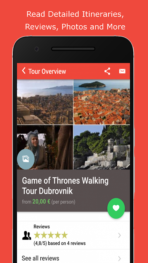 HAPPYtoVISIT -Tours&Activities- screenshot