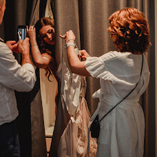 Wedding photographer Tanya Merkhen (Marchen). Photo of 28.07.2017
