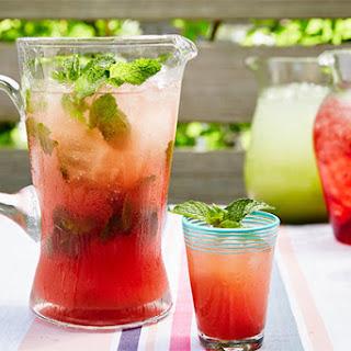 Watermelon-Mint Agua Fresca