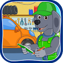 Puppy Patrol: Car Service icon