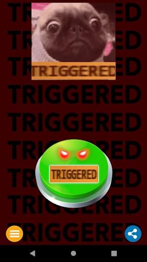 Triggered - Meme Prank Button screenshot 4