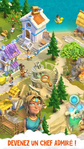 Télécharger Divine Academy: jeu de ferme avec les dieux grecs APK MOD (Astuce) screenshots 4