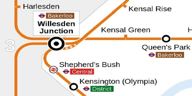London Overground Transport Hack for the game