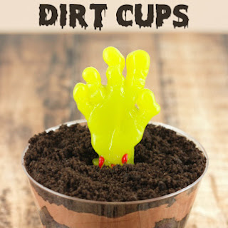 Zombie Dirt Cups