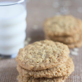 Oatmeal Cookies Coconut Oil Recipes
