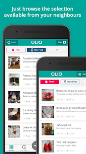 OLIO Local Sharing Revolution- screenshot thumbnail