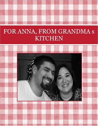 FOR   ANNA,   FROM GRANDMA s  KITCHEN