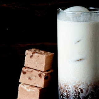 Kahlua and Cream Fudge