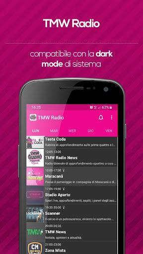tmw radio screenshot 3