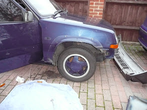 Photo: Replaced with the Renault 5 Gt Turbo Raider Wing.