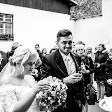 Wedding photographer Tomáš Auer (monikatomas). Photo of 26.09.2019