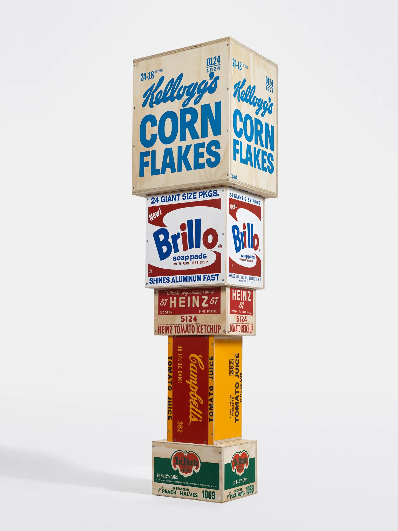 Oeuvre de Tom Sachs, artiste new yorkais