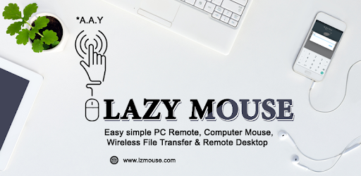Lazy Mouse - PC Remote Control 💻 & Remote Mouse - Apps on Google Play