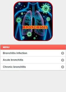 Bronchitis Infection Disease Problem - náhled