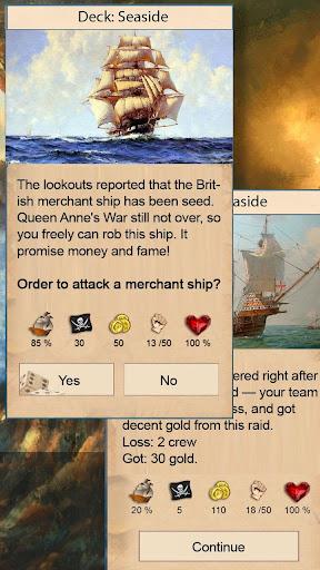 Captain's Choice: text quest apkslow screenshots 13