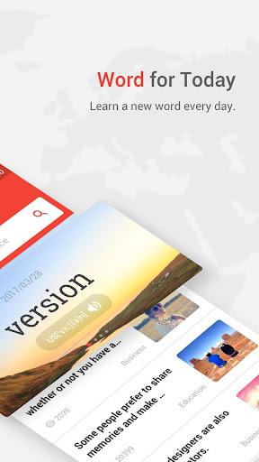 U-Dictionary: Best English Learning Dictionary  screenshots 2