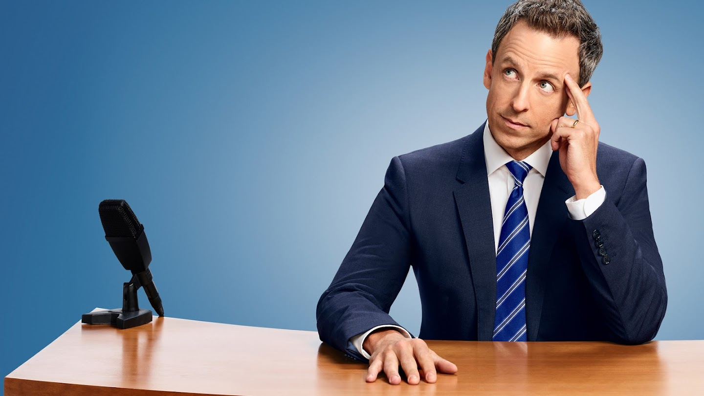 Watch Late Night With Seth Meyers live