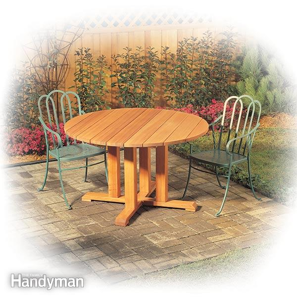 Picnic Table: These projects will help you transform your space.